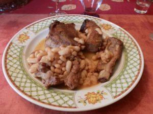 Cassoulet Table d'hôtes en Ariège Pyrénées - Aux 4 Saisons