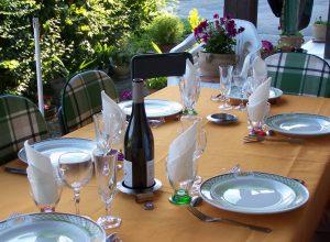 """Table d'hôtes en Ariège Pyrénées """"Aux 4 Saisons"""""""