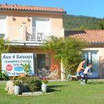 Location grand gîte avec piscine en Ariège Pyrénées avec enfants
