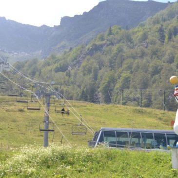 La station des Monts d'Olmes a le plaisir de vous annoncer la première édition de 4M Cross-Triathlon, qui aura le lieu de samedi 1er juin 2019